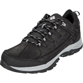 Columbia Terrebonne II Outdry Zapatillas Hombre, black/steam